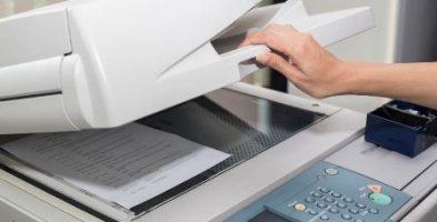 копиране печат сканиране ламиниране подвързване